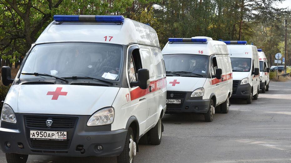 COVID-19 стали чаще выявлять в районах Воронежской области