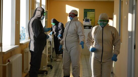 «Ничего не трогайте». «Красная зона» больницы глазами журналиста РИА «Воронеж»