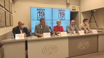 Иностранные эксперты заявили о конкуренции двух партий в Воронежской области