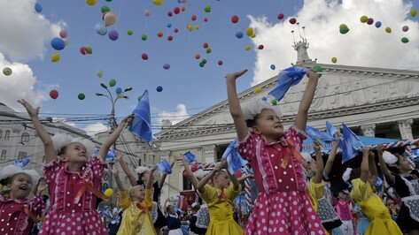 По центру Воронежа в День города пройдут участники косплей-шоу (ПЛАН ПРАЗДНИКА)
