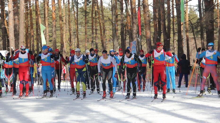 В гонке «Лыжня России – 2021» пригласили поучаствовать борисоглебцев