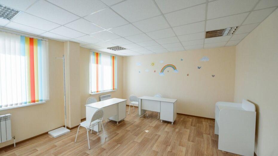 Детская поликлиника в новоусманском микрорайоне «Южный» откроется в марте
