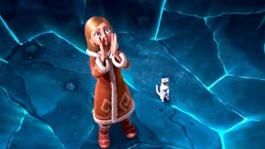 Снятый в Воронеже мультфильм «Снежная королева» уже заработал 7,5 миллионов долларов
