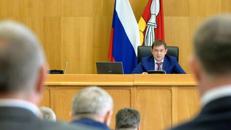 В Воронежской области приняли закон о сохранении льгот для людей предпенсионного возраста