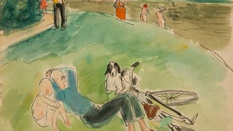 В воронежском музее покажут графику начала ХХ века