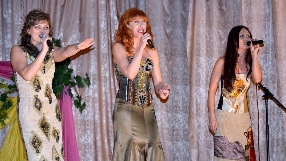 В Богучарском районе Год кино открыли вокальным конкурсом