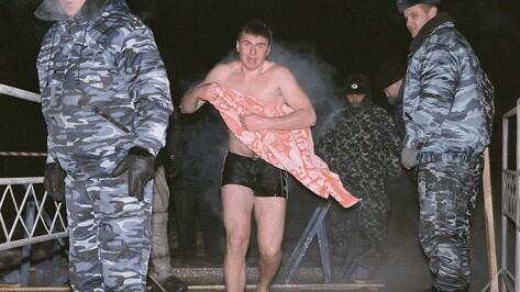 В Воронежской области оборудовали 192 крещенских купели
