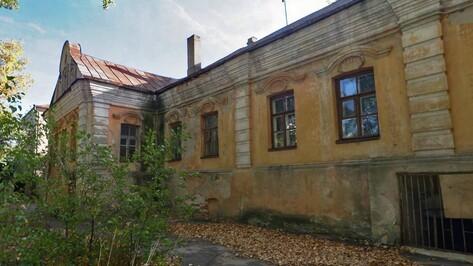 В Воронеже отреставрируют Дом купца Гарденина