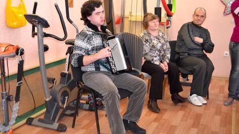 В Семилукском районе стартовал творческий конкурс для инвалидов