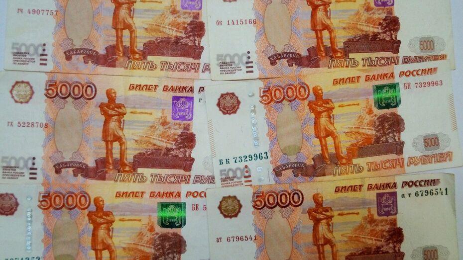 Глава поселения попался на крупной взятке в Воронежской области