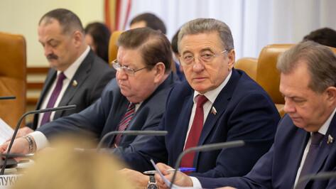 Воронежский сенатор Сергей Лукин: «Нужно сохранить отрасль в условиях