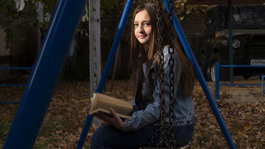 Русфонд попросил помощи воронежцев для 14-летней девочки с 4-й степенью сколиоза