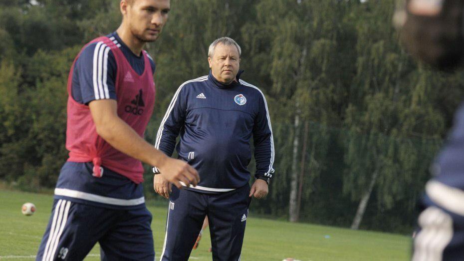 Тренер воронежского «Факела» Павел Гусев: «Ломать свой стиль мы не будем»