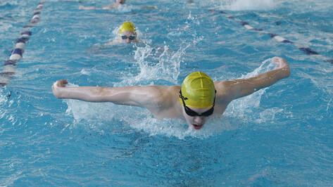 Региональная программа поможет привлечь к занятиям плаванием тысячи воронежцев