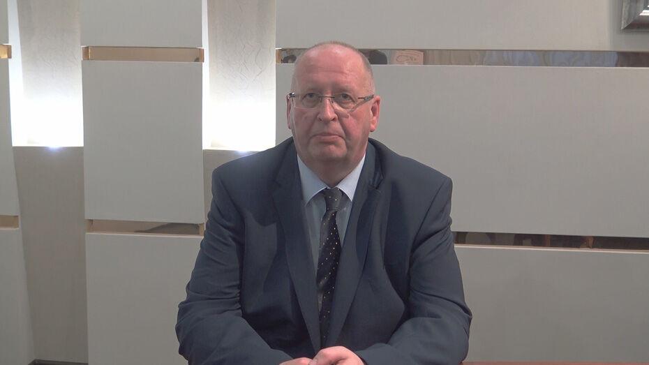 Гендиректор АО «Минудобрения» пожелал скорейшего выздоровления воронежскому губернатору