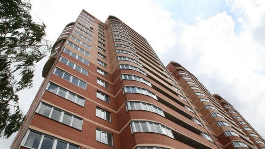 В Воронеже девушка выжила после прыжка с балкона 8 этажа