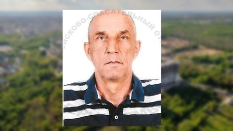 В Воронежской области пропал 66-летний мужчина
