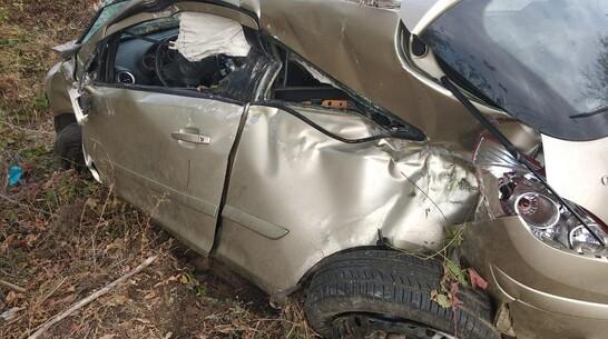 Автомобилистка на Opel Corsa погибла в ДТП в Воронежской области