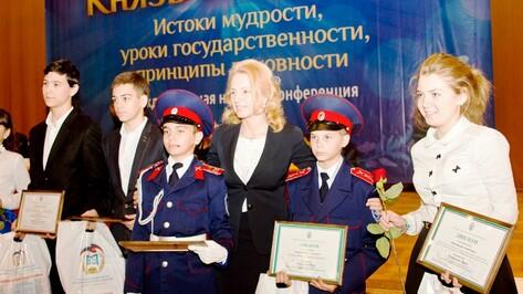 Верхнемамонский кадет победил во всероссийском конкурсе рисунков