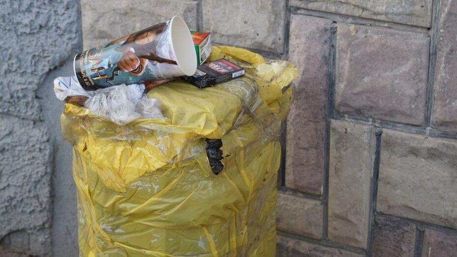 В Семилуках одна из управляющих компании резко подняла расценки на вывоз ТБО