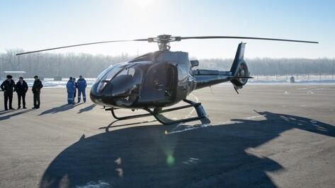 Воронежского младенца с пороком сердца доставили на вертолете в Москву