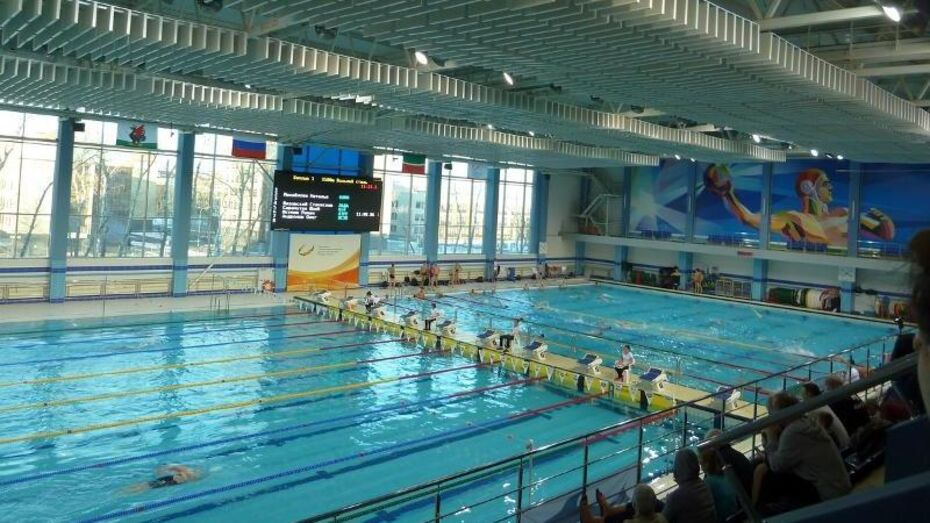 Сотрудники воронежского вуза привезли 7 медалей с Кубка России по плаванию