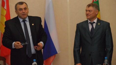 Депутаты райсовета приняли отставку главы  администрации Рамонского района