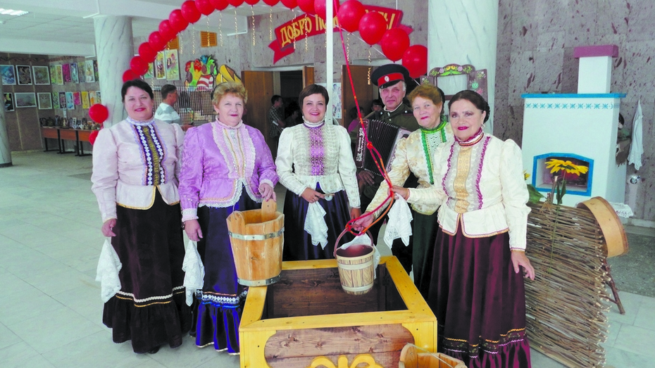 Таловчане победили на казачьем фестивале в Астрахани