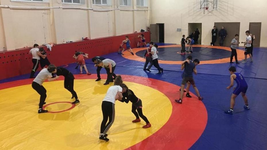 В Лисках состоится 1-й Межрегиональный открытый турнир по вольной борьбе