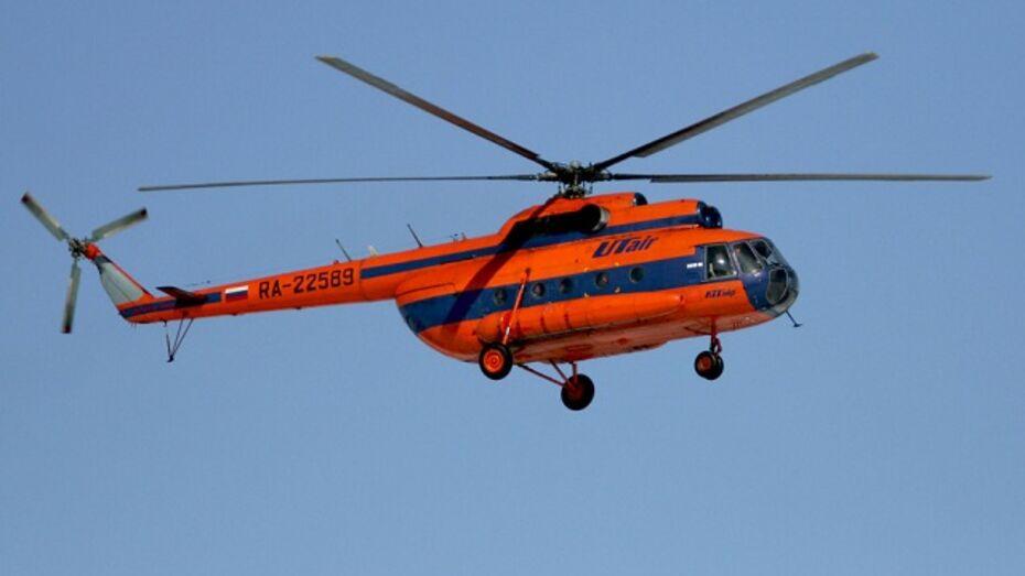 В Конго обнаружен пропавший российский вертолет