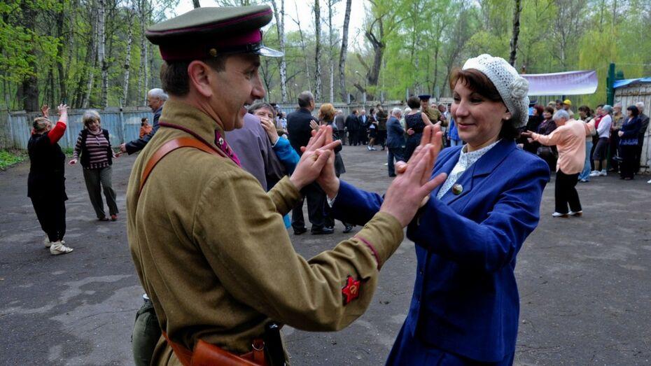 Вечеринка в стиле 40-х пройдет в Воронеже 3 мая