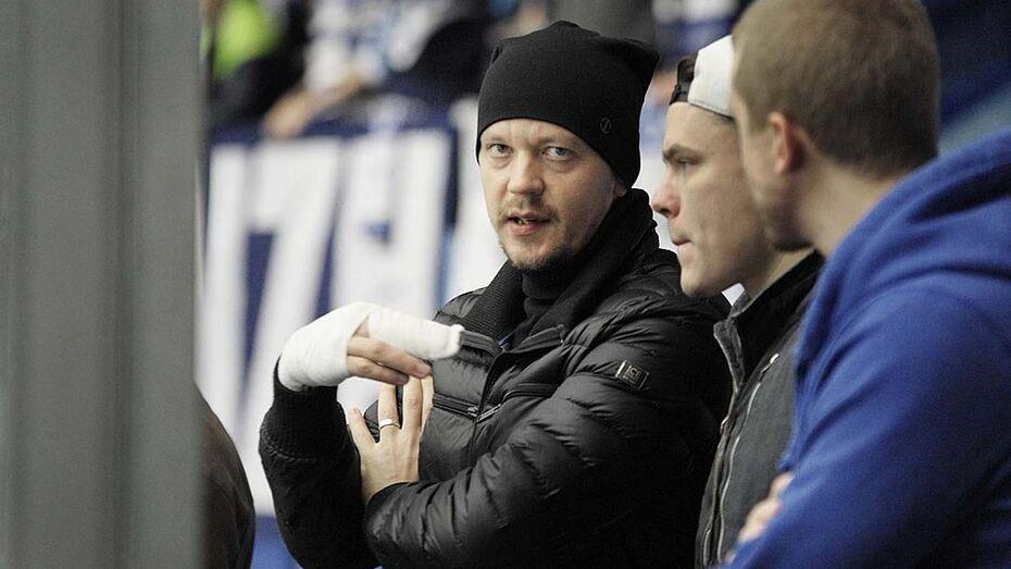 Вратарь воронежского «Бурана» Черепанов на месяц выбыл из-за травмы