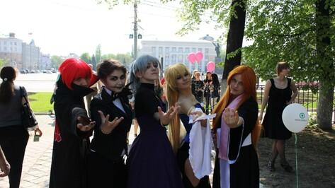 Завтра в Воронеже стартует фестиваль японской анимации