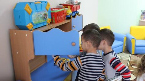 В борисоглебском селе открыли детский сад