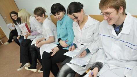 В Воронеже появится современный спорткомплекс для медиков