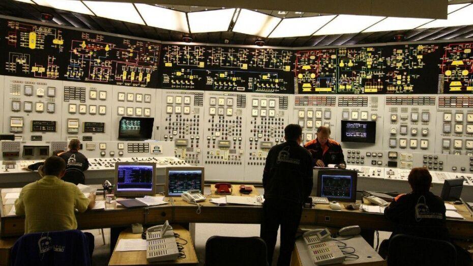 Энергоблок № 3 Нововоронежской АЭС остановлен для планового ремонта