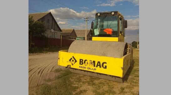 В Нижнеикорецком поселении Лискинского района на ремонт дорог потратят более 7 млн рублей