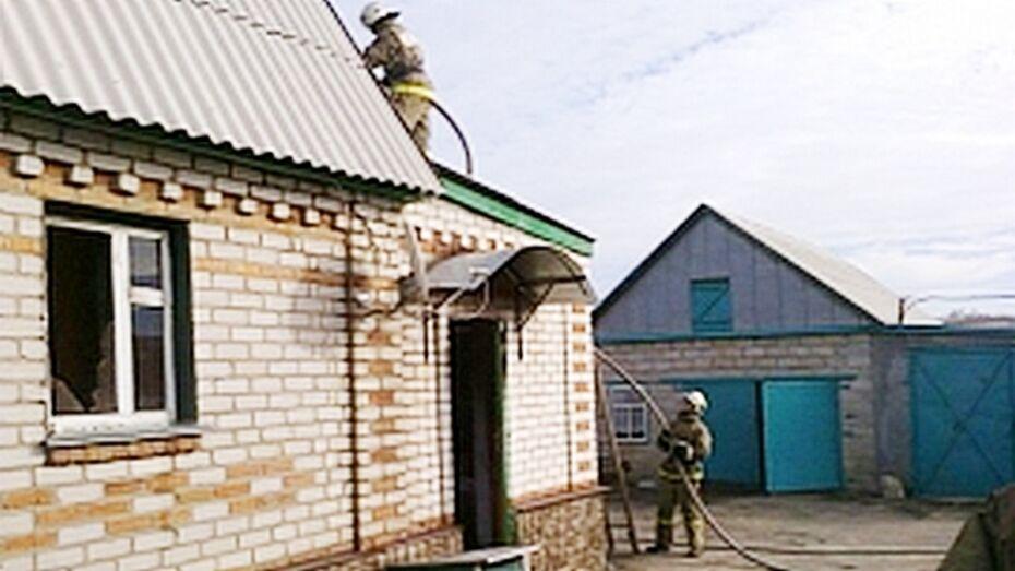 В Воронеже два брата погибли на пожаре из-за непотушенной сигареты