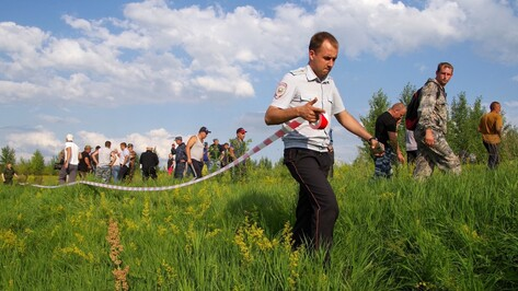 Репортаж РИА «Воронеж». Как всем миром искали пропавшего 3-летнего мальчика