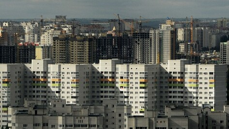 Компания «Выбор» планирует застроить на севере Воронежа более 70 га