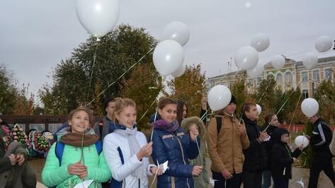 В Богучаре впервые отметили праздник Белых журавлей