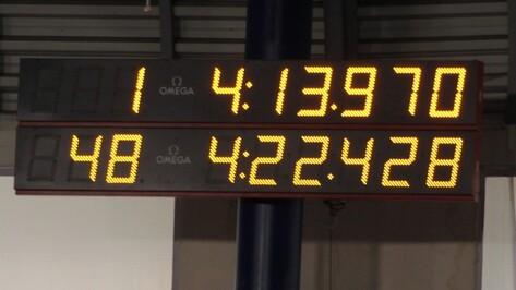 Воронежские спортсмены завоевали 2 «бронзы» на чемпионате России по велоспорту на треке