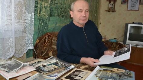 Житель нижнедевицкого села разыскал захоронение родственника генерал-майора Ивана Матюхина