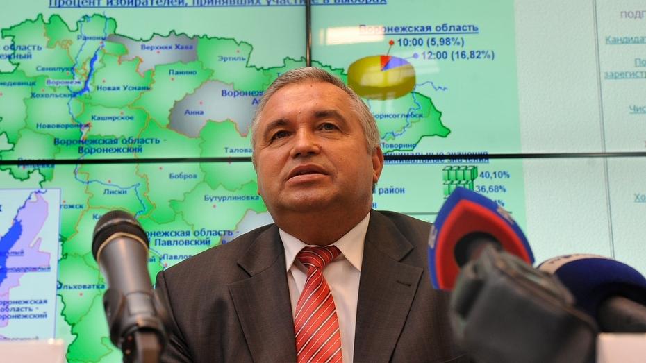 Председатель Воронежского облизбиркома понадеялся на скучный день голосования