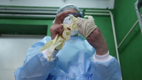 Число умерших COVID-пациентов приблизилось в Воронежской области к 2,3 тыс