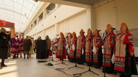 Верхнемамонские аграрии приняли участие в сельскохозяйственной ярмарке в Воронеже