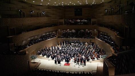 В Воронеже выступит симфонический оркестр Мариинки под управлением Валерия Гергиева
