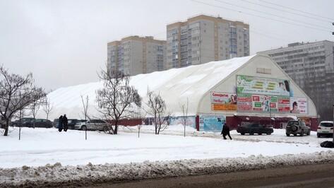 Власти Воронежа опровергли закрытие катка «Северное сияние»