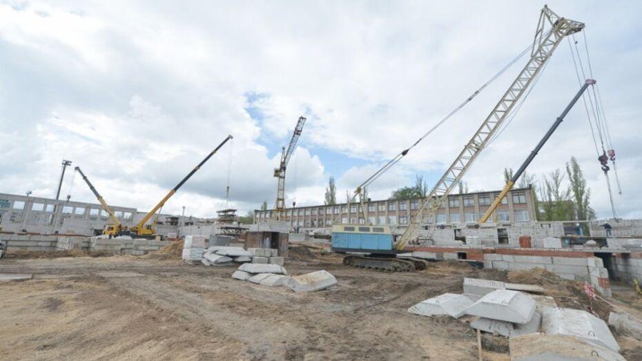 Дополнительный корпус школы №1 в Лисках откроется к концу 2016 года