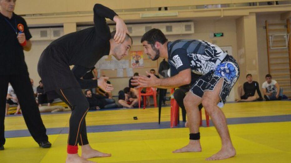 Воронежская область впервые проведет чемпионат по грэпплингу